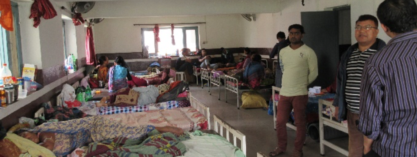 kanti childrens hospital in nepal